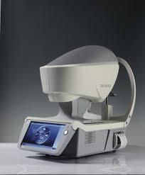 Visionix Rus предлагает оборудование для бесконтактного обследования зрения