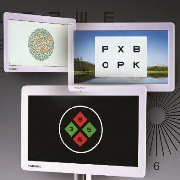 Компания Визионикс Рус получила Регистрационное Удостоверение на дисплей для проверки зрения.