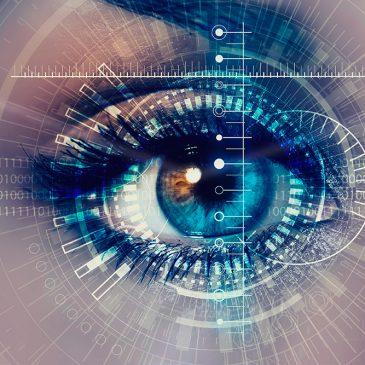 Бесконтактное скоростное обследование органа зрения