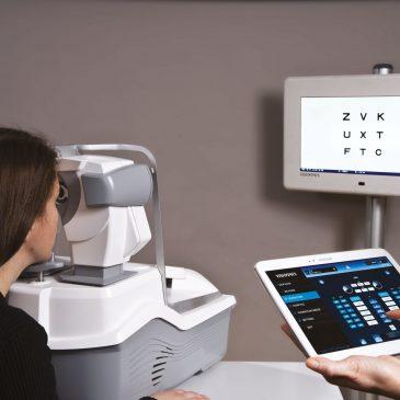 Офтальмологическая система EyeRefract компании Visionix Rus снизит время подбора очков россиян до 4 минут